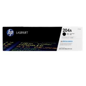 Cartucho de tóner original LaserJet HP 204A negro