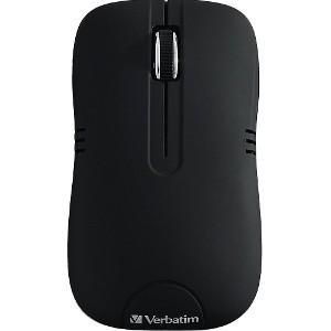 Mouse Inalámbrico Commuter Verbatim negro