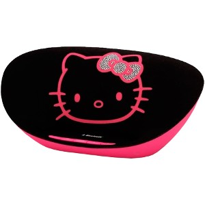 Parlante portátil BT Hello Kitty Negro