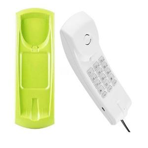 Teléfono Intelbras TC20 color Base Verde