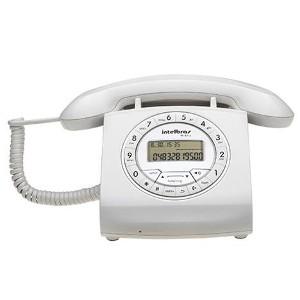 Teléfono con cable Intelbras TC8312 Blanco