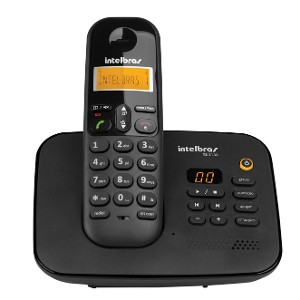 Teléfono inalámbrico Itelbras con contestador TS 3130
