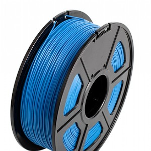 Filamento 3D PLA 1.75mm  1KG Color Azul