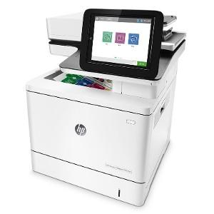 Multifunción láser color HP LaserJet MFP E57540