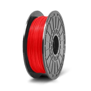 Filamento Rojo 3D ABS Pro 1/2kg FlashForge