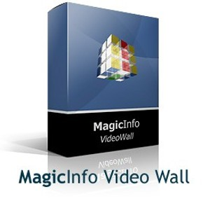 Samsung Magic info Video Wall
