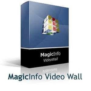 Samsung Magic info Video Wall