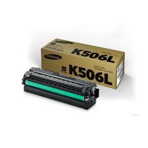 Toner Original Samsung CLT-K506L Negro para CL-680 y CLX-6260