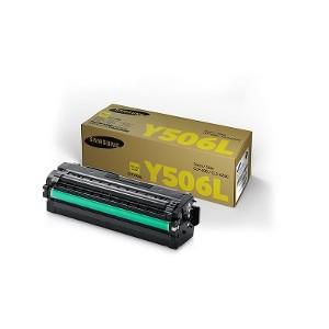 Toner Original Samsung CLT-Y506L Amarillo