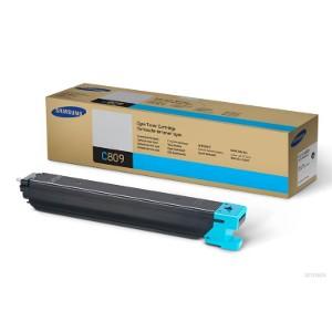 Toner Original Samsung CLT-C809S. Cían