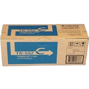 Toner Kyocera Color Cian TK-582C