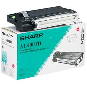 Toner Sharp Original AL 100TD
