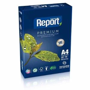Resma de Papel A4 REPORT  500 hojas 75grs.