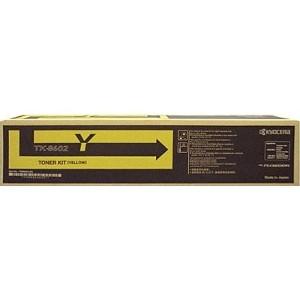 Toner Kyocera Amarillo TK-8602Y para FS-C8650DN Color
