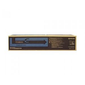 Toner Kyocera Cian TK-8602C para FS-C8650DN Color.