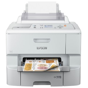 Impresora Color InkJet  Epson WorkForce WF-6090