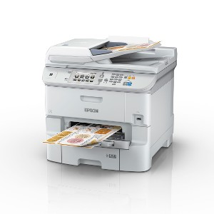 Multifunción Color InkJet Epson WorkForce WF-6590