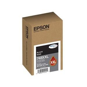 Cartucho de alto rendimiento Epson T748XXL120 Color Negro
