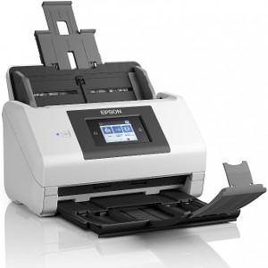 Escáner profesional en red Epson WorkForce DS-780N