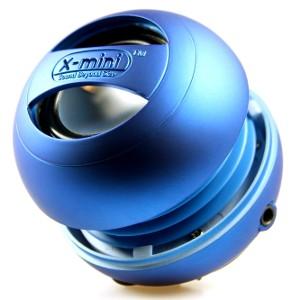 Parlantes Xmini II Capsule Speaker BLUE