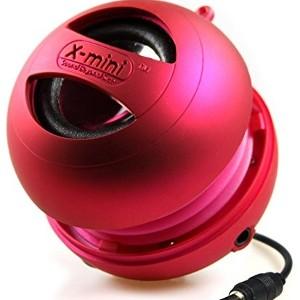 Parlantes Xmini II Capsule Speaker PINK