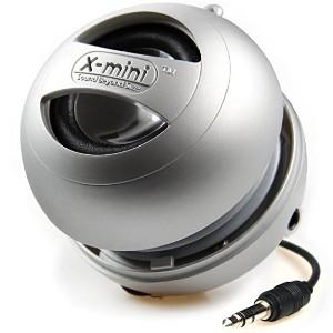 Parlantes Xmini II Capsule Speaker Silver