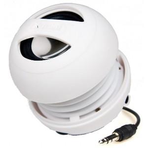 Parlantes Xmini II Capsule Speaker White