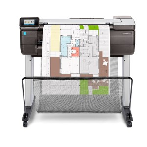 Plotter Multifunción HP DesingJet T830 24-in