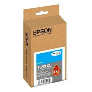 Cartucho de  Tinta Epson 788XXL Cian