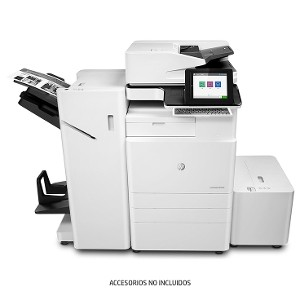 Impresora Multifunción HP A3 LaserJet Managed MFP E82540DN Monocromática