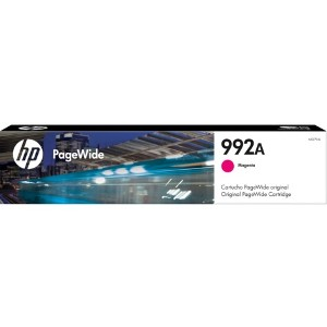 Cartucho Magenta HP 992XL PageWide  High Yield