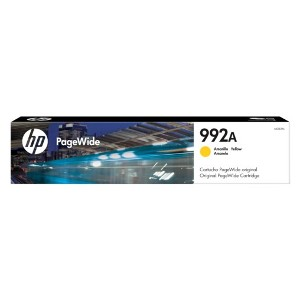 Cartucho Amarillo HP 992XL PageWide  High Yield