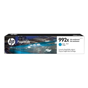Cartucho Cian HP 992XL PageWide  High Yield