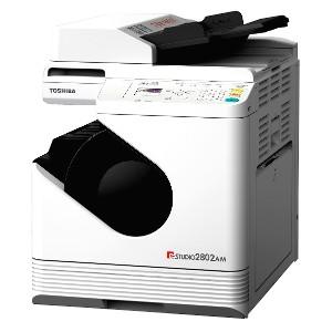 Multifunción Toshiba e-ESTUDIO 2802AM Monocromo Formato A3