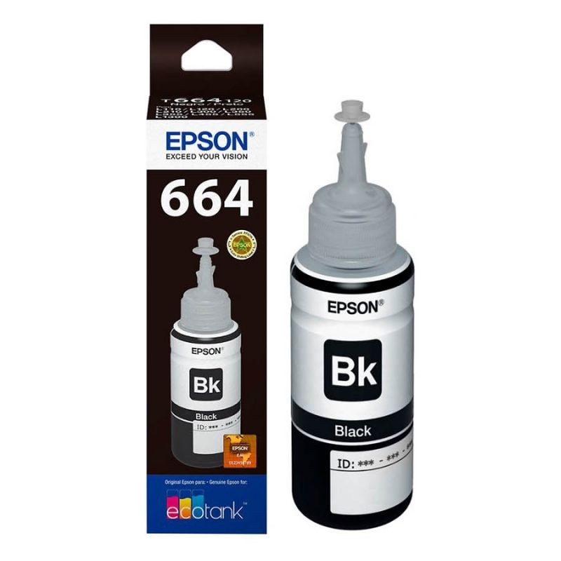 T664 Tinta con Pack