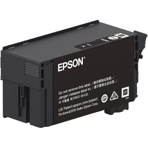 Cartucho de tinta Epson XD2 T40W Negro 80ml