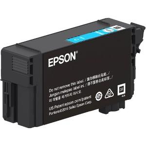 Cartucho de tinta Epson XD2 T40W Cían 50ml