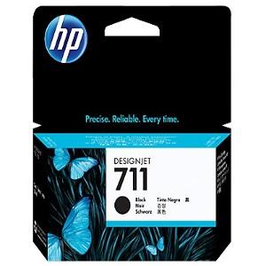 Cartucho de tinta DesignJet HP 711 de 38 ml negro(CZ129A)